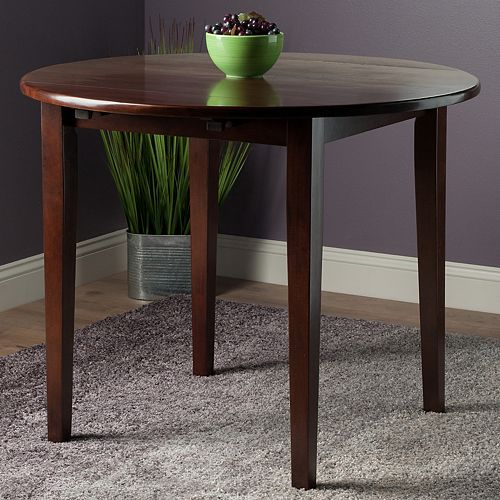 Winsome Clayton Drop-Leaf Table