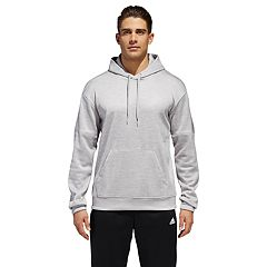 Men's adidas Team Issue Performance Left Chest Logo Hoodie