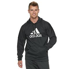 Men's adidas Team Issue Performance Logo Hoodie
