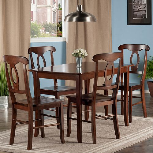 Winsome Inglewood Dining Table & Chairs 5-piece Set