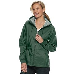 Women's Columbia Proxy Falls Hooded Anorak Rain Jacket