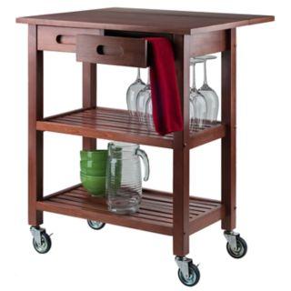 Winsome Jonathan Kitchen Cart