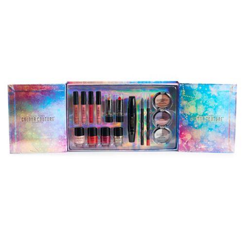 Color Couture 16-Piece Beauty Book Set