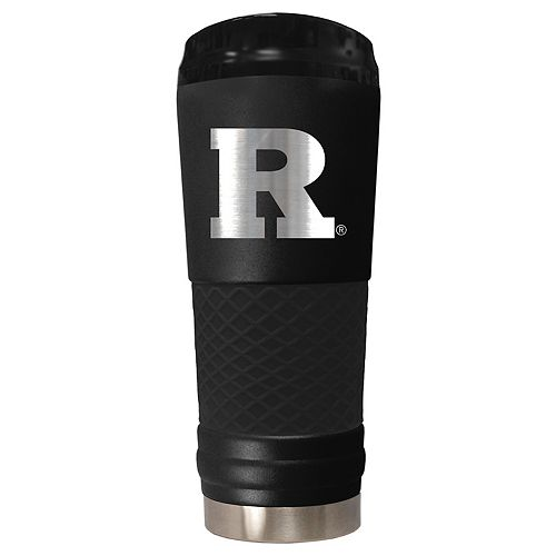 Rutgers Scarlet Knights 24-Ounce Stealth Travel Tumbler