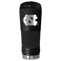 North Carolina Tar Heels 24-Ounce Stealth Travel Tumbler