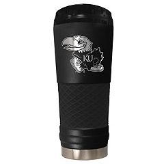 Kansas Jayhawks 24-Ounce Stealth Travel Tumbler