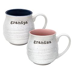 Belle Maison Grandma / Grandpa Mug Set