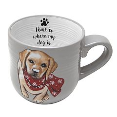 Belle Maison Yellow Lab Mug