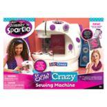 Cra-Z-Art Shimmer 'n Sparkle Sew Crazy Sewing Machine Craft Kit