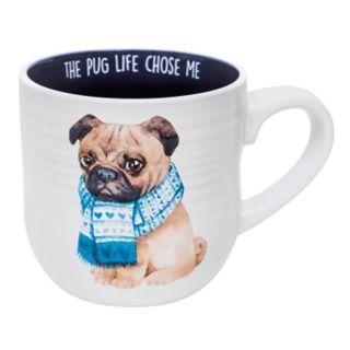 Belle Maison Pug Mug