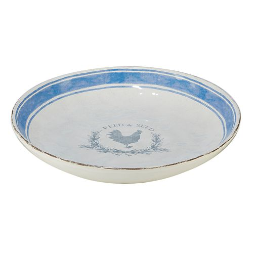 Certified International Urban Farmhouse Serving/Pasta Bowl