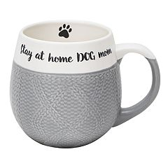 Belle Maison Stay at Home Dog Mom Mug