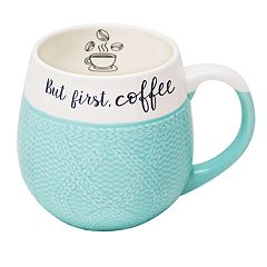 Belle Maison But First Coffee Mug