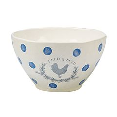 Certified International Urban Farmhouse Deep Bowl