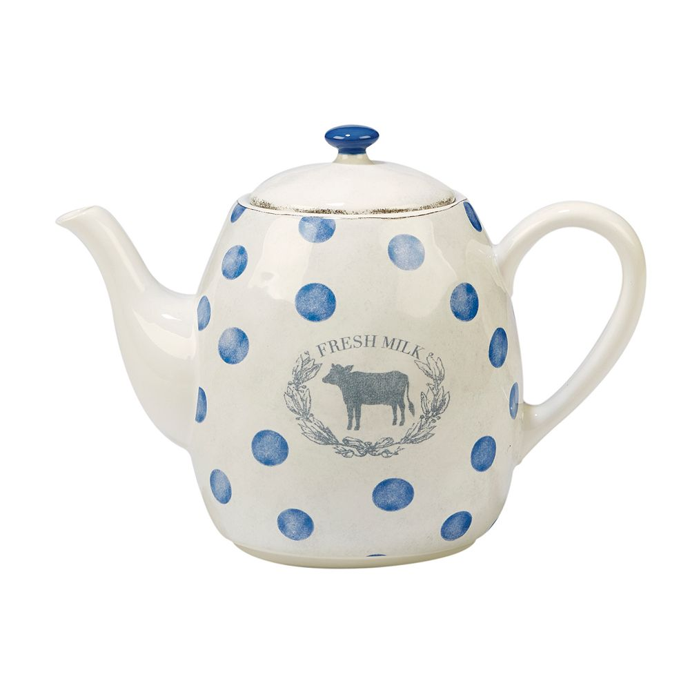Certified International Urban Farmhouse 40-oz. Teapot