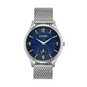 Drive from Citizen Eco-Drive Men's BTW Stainless Steel Mesh Watch - BV1110-51L