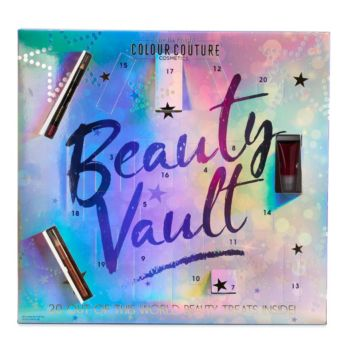 Color Couture 20-Piece Beauty Vault Set