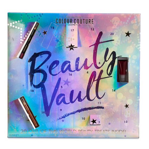 Color Couture 20-Piece Beauty Vault Set