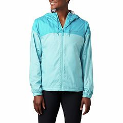 Women's Columbia Flash Forward Hooded Windbreaker