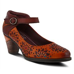 L'Artiste By Spring Step Charliza Women's Mary Jane Shoes