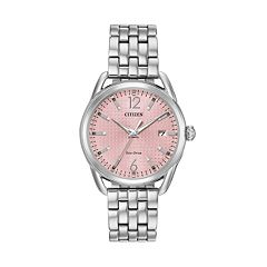 Drive from Citizen Eco-Drive Women's LTR Stainless Steel Watch - FE6080-71X