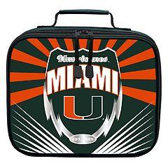 Miami Hurricanes Lightening Lunch Bag by Northwest
