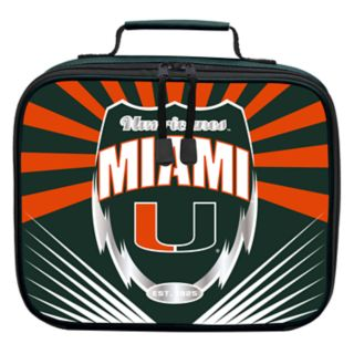 Miami Hurricanes Lightening Lunch Bag by Northwest
