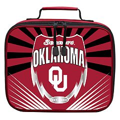 Oklahoma Sooners Lightening Lunch Bag by Northwest