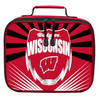 Wisconsin Badgers Lightening Lunch Bag by Northwest