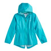 Girls 7-16 Columbia Dollia Lightweight Rain Jacket