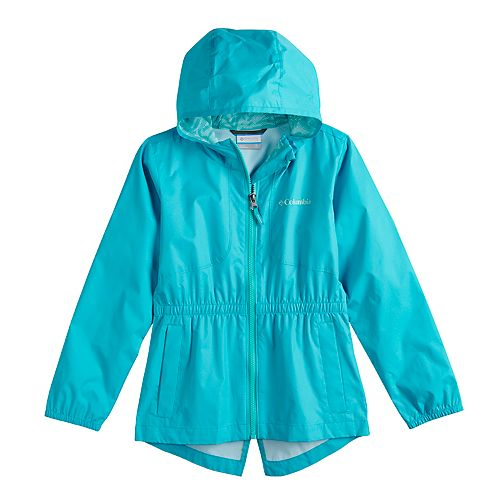 Girls 4-18 Columbia Dollia Lightweight Rain Jacket