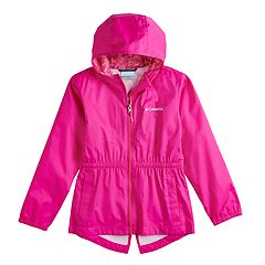 Girls 7-16 Columbia Dollia Lightweight Rain Jacket
