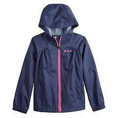Girls 4-18 Columbia Switchback Lightweight Rain Jacket