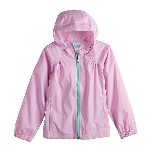 9349774ae Girls 4-18 Columbia Switchback Lightweight Rain Jacket