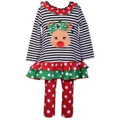 Girls Christmas Kids Dresses Clothing Kohls