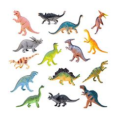 Boley Monster 7' Toy Dinosaurs Set
