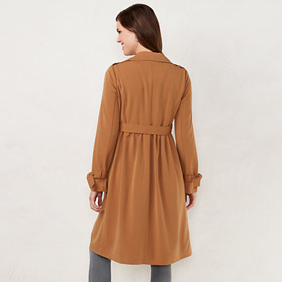 Women's LC Lauren Conrad Pretty Trench Coat