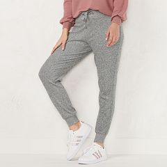 Women's LC Lauren Conrad Weekend Drawstring Jogger Pants