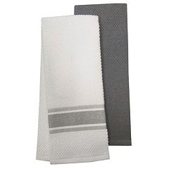 Food Network™ Terry Band Kitchen Towel 2-pack
