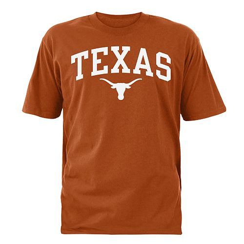 Boys 8-20 Texas Longhorns Wordmark Tee