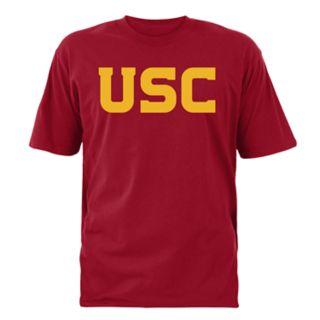 Boys 8-20 USC Trojans Wordmark Tee