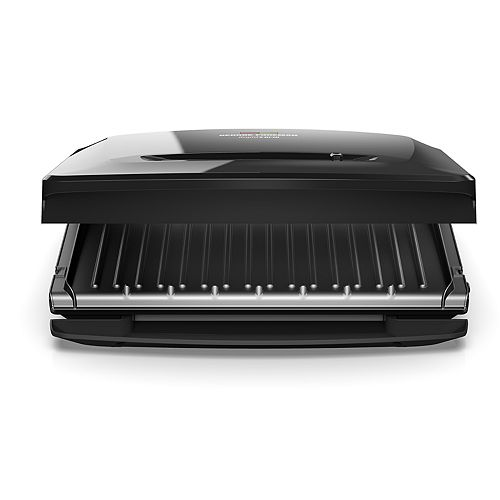 George Foreman Rapid Grill Series 8-Serving Indoor Grill & Panini Press