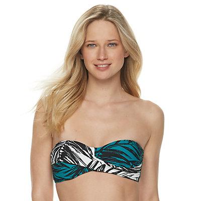 Women's Apt. 9® Bandeau Bikini Top