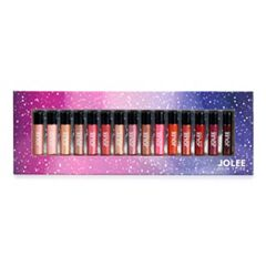 Jolee 15-Piece Mini Lip Gloss Set