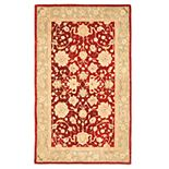 Safavieh Anatolia Florence Framed Floral Wool Rug