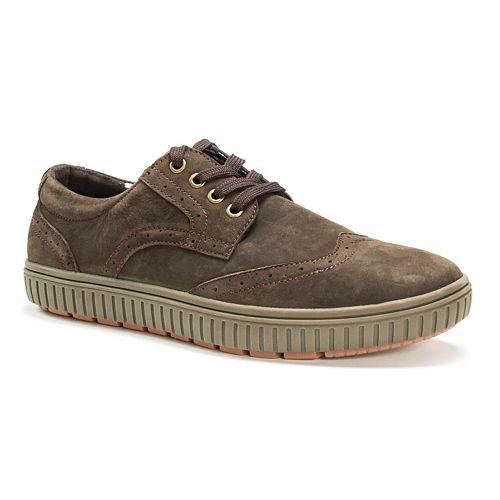 MUK LUKS Parker Men's Wingtip Shoes