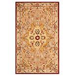 Safavieh Anatolia Jasmine Framed Floral Wool Rug