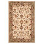 Safavieh Anatolia Dorian Framed Floral Wool Rug