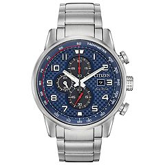 Citizen Eco-Drive Men's Primo Stainless Steel Chronograph Watch - CA0680-57L
