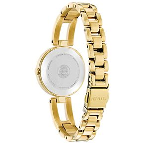 Citizen Eco-Drive Women's Axiom Stainless Steel Watch - EM0638-50P